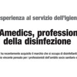 LH Amedics: professionisti della disinfezione